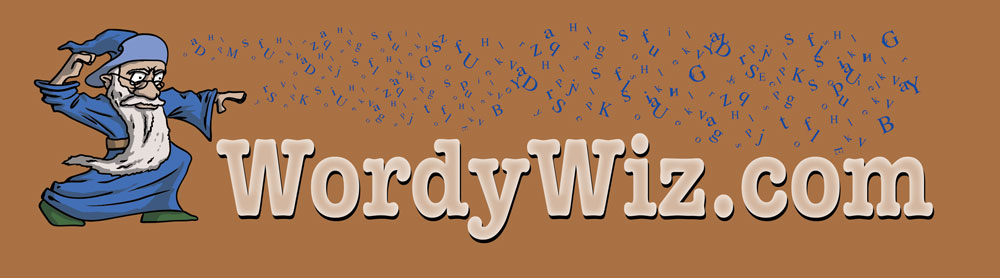 Wordy Wizard Logo